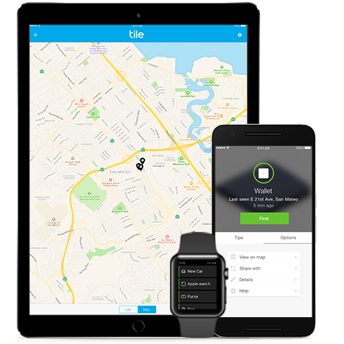 tile mate app. all your stuff in the palm of hand tile mate app t